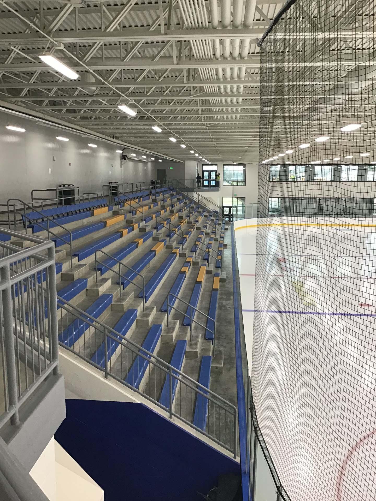 St Michael Albertville Ice Arena