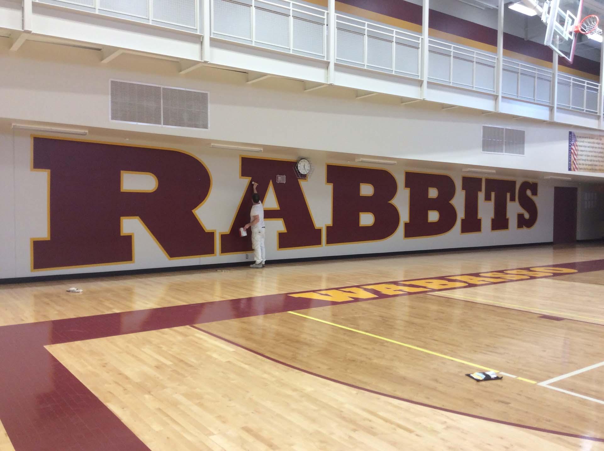 Wabasso School Gym Addition
