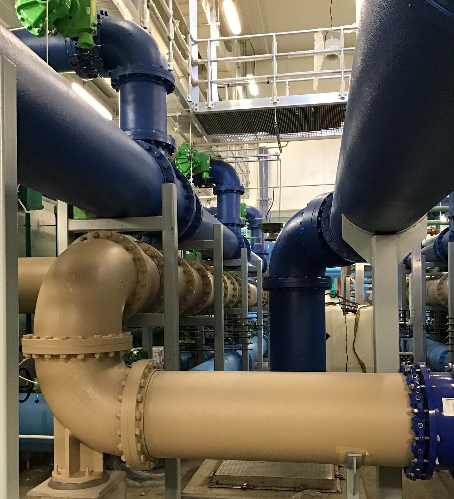 Chanhassen Water Treatment Plant